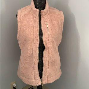 Calvin Klein teddy bear vest